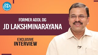 Former Addl DG JD Lakshminarayana exclusive interview on C..