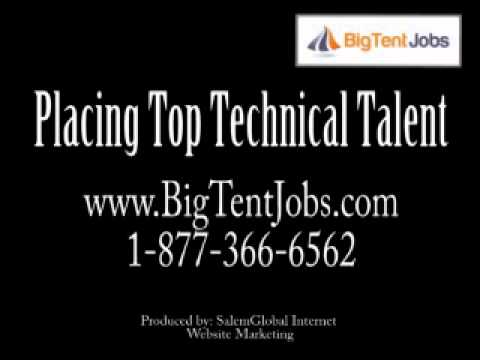 Big Tent Jobs Success Story: Director of IT Testimonial