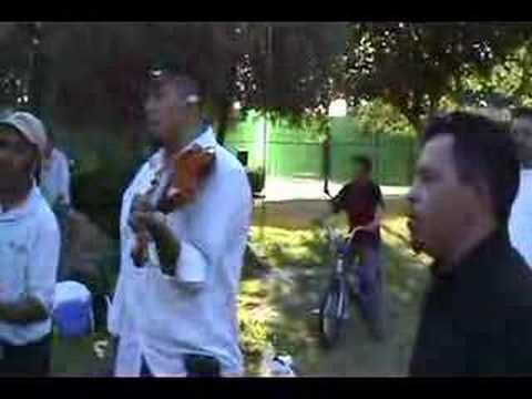 Honduras Group playing El Corral de Piedra, Nevada Part 1