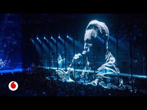 La magia tecnológica detrás de los conciertos de U2