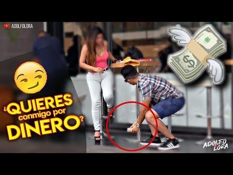 HUMILLANDO A MUJER CASADA E INTERESADA! | BROMA PESADA (Gold Digger Prank) | Adolfo Lora