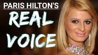 Paris Hilton Real Voice - The Real Story of Paris Hilton Documentary 2020