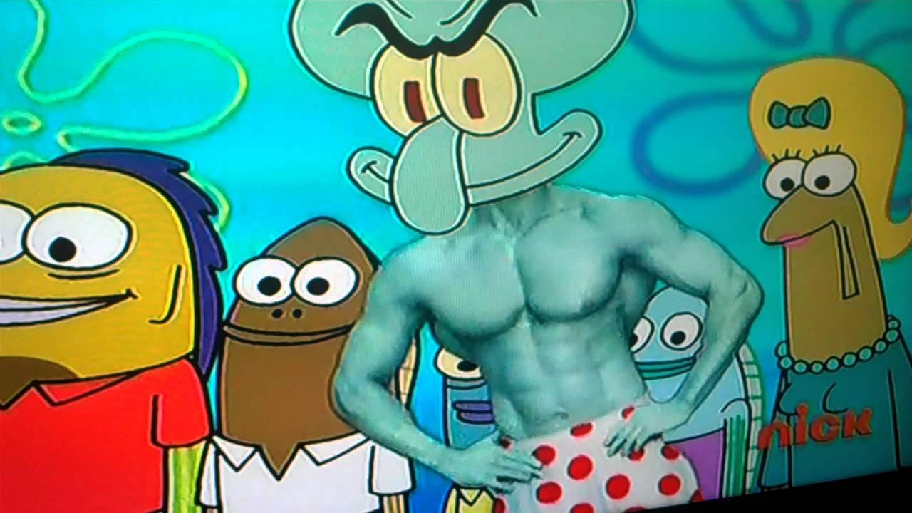 Squidward Gay 45