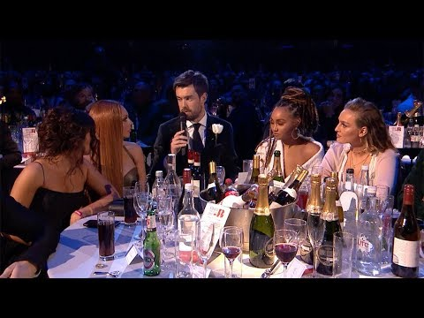 Jack Whitehall's Best Bits | The BRIT Awards 2018