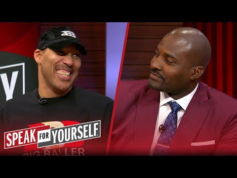 LaVar Ball: Lakers are in 'disarray', talks Lonzo & Walton relationship | NBA | SPEAK FOR YOURSELF