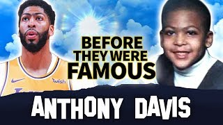 Anthony Davis | Before They Were Famous | Traded for Lonzo Ball, Brandon Ingram & Josh Hart
