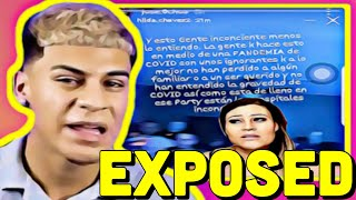 HILDA PUT JOSE OCHOA ON TIMEOUT!?LVE FAMILY PREGNANT*JCOOK SCAMMING SUPPORTERS!?