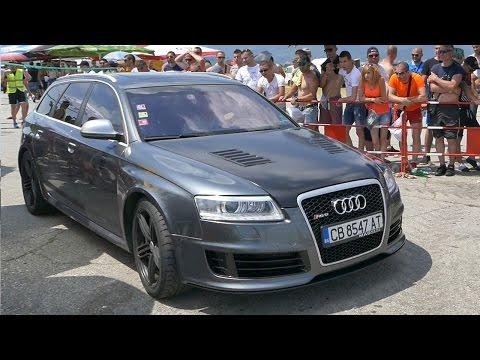 Audi RS6 C6 1025HP running 10sec | Autokinisimag