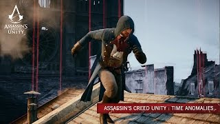 Assassin's Creed Unity: Time anomalies