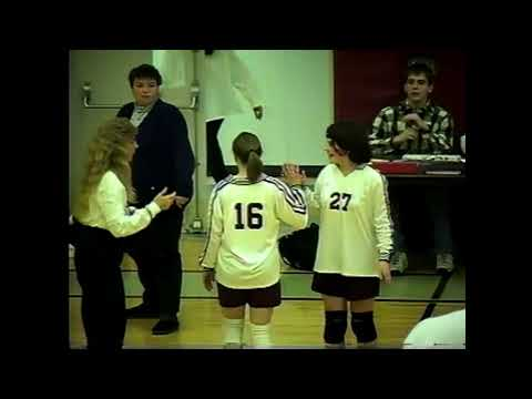 NCCS - Tupper Lake JV Volleyball 1-23-97