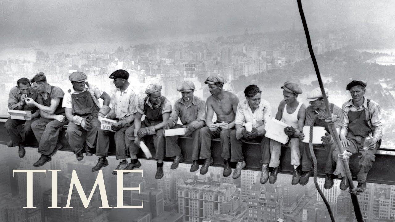 Via Time Magazine: Lunch Atop A Skyscraper, The Story Behind The 1932 Photo