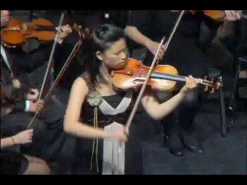 Karine's Violin Lessons - Michelle's Violin Concerto in E Minor