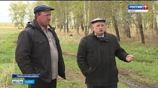 Посевная кампания в Омской области под угрозой срыва