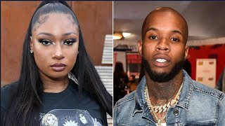 SHE LYING! Tory Lanez Claims Megan Thee Stallion Lied About Him Popping Her To Cover Up Her Truth