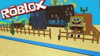 Roblox SPONGEBOB TYCOON!! BUILD THE KRUSTY KRAB IN ROBLOX!!