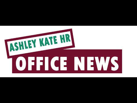 Ashley Kate HR - Work for Us