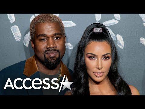 Kim Kardashian Sends Birthday Love To Ex Kanye West