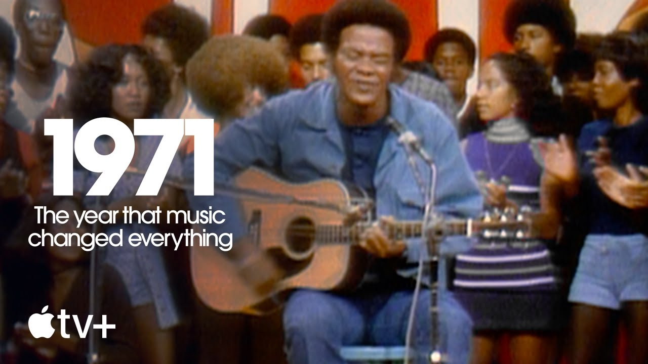 Trailer de 1971: The Year That Music Changed Everything