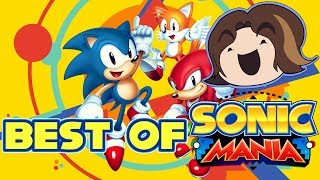 Game Grumps Compilation-Best Moments Of Sonic Mania (So Far)