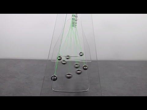 Pendulum Wave Action!