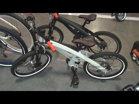 BMW Cruise Bike Junior White (2016) Exterior and Interior in 3D
