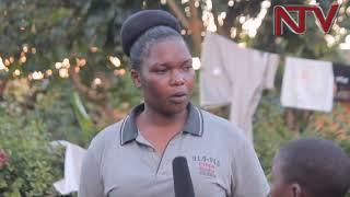 Omwana eyawambiddwa e Ntebe azuuse