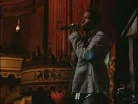 Jamie Fox - Wish U Were Here LIVE