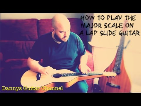 using the major scale chords in open d tuning lap slide guitar lesson youtube. Black Bedroom Furniture Sets. Home Design Ideas