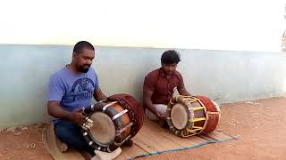 South Indian Classical and folk duet