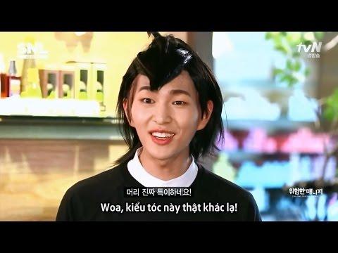 [VietSub] 150530 tvN SNL Korea 6 SHINee - The Dangerous Manager - Part 1/2