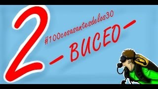 Buceo! bautismo