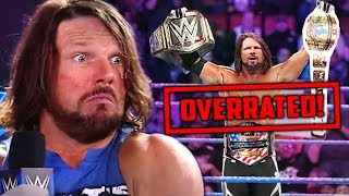 """""""AJ Styles Is Overrated!"""""""