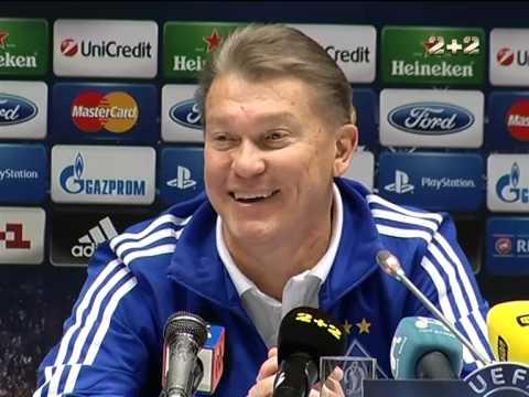 Сюжет Профутболу про один рік Олега Блохіна на чолі Динамо Київ