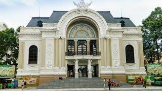 Khám Phá 10 Công Trình Kiến Trúc Cổ Độc Đáo Ở Sài Gòn