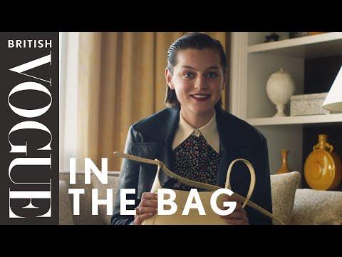 Emma Corrin: In The Bag | Episode 30 | British Vogue