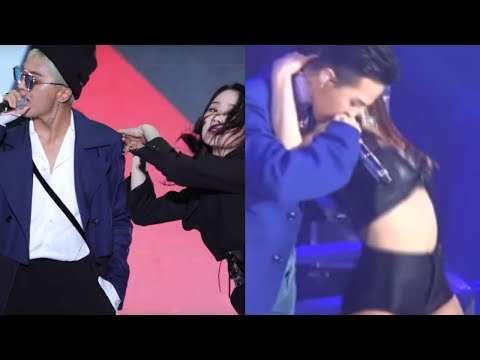 WINNER AND BIG BANG BEING PERVERTS WITH YG DANCERS