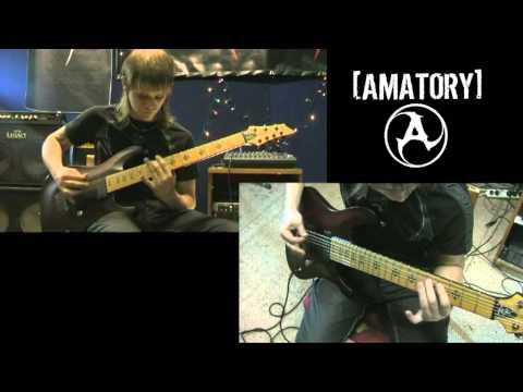 Amatory - Сквозь Закрытые Веки
