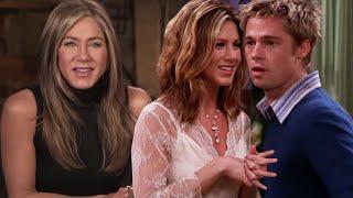 Friends Reunion: Jennifer Aniston REACTS to Brad Pitt's Cameo