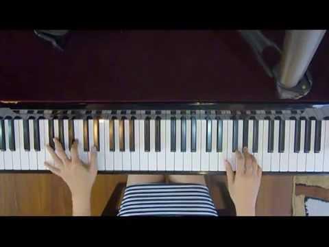 7년간의 사랑 - 7 years of love Kyuhyun - piano cover