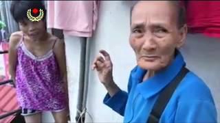 [18 08 2018]Đến phòng trọ cụ bà 78 tuổi bán vé số nuôi 2 cháu học đại học ở trọ Q,Tân Phú