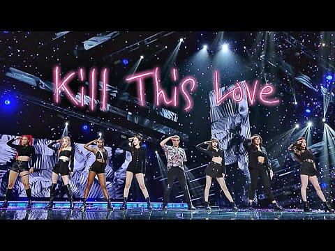[꿈의 무대 스테이지K] 8인의 완벽한 호흡 ′Kill This Love′♬ 스테이지 K(STAGE K) 8회
