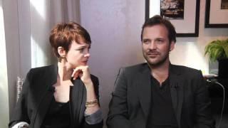 DP/30: An Education, actors Carey Mulligan, Peter Sarsgard (TIFF 2009)