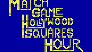 Match Game/Hollywood Squares Hour (1983-1984 Theme)