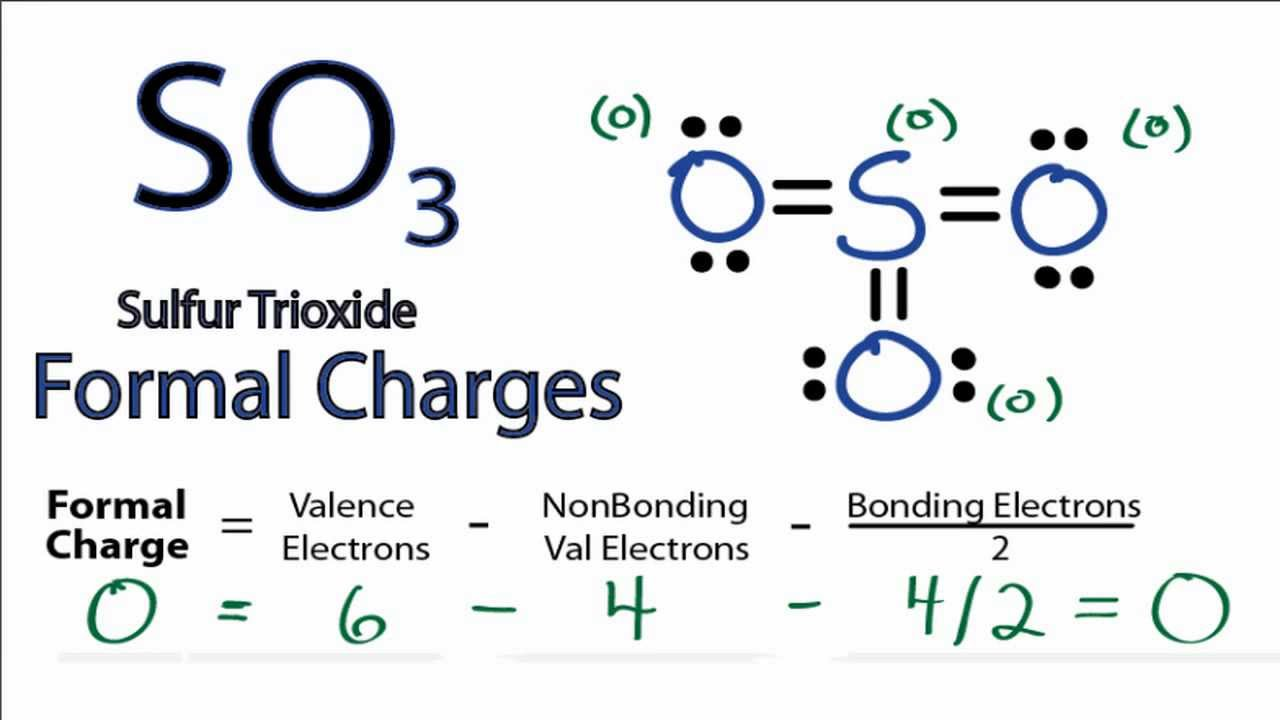 calculating so3 formal charges: calculating formal charges ... lewis diagram so32 #12