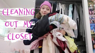 Cleaning Out My Closet!    Jayden Bartels