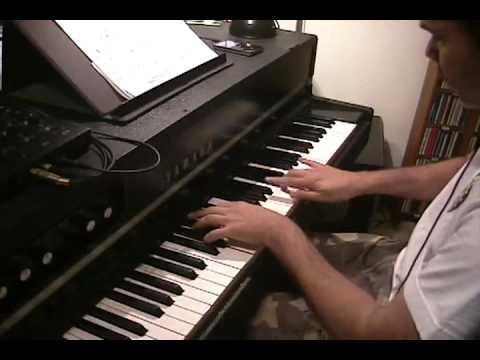 Fania All Stars - Guajira pa los Pollos - Piano - AleMarquis