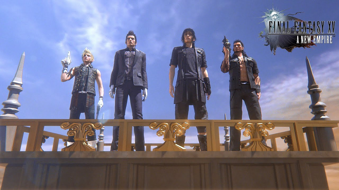 Play Final Fantasy XV: A New Empire on PC 2