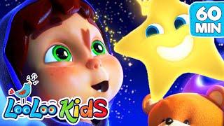 Twinkle, Twinkle, Little Star - Wonderful Songs | LooLoo Kids