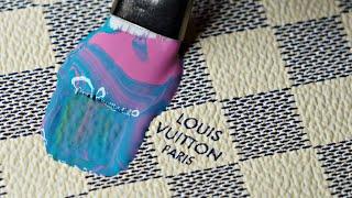 Customizing Louis Vuitton Wallets!! 🎨💼 {Giveaway}