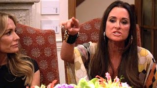 Top 10 Real Housewives Fights